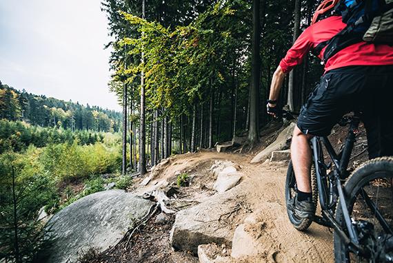 Mountainbike Tour Schlanders